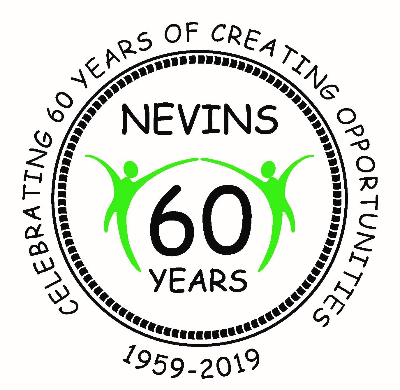 nevins_60th logo pic
